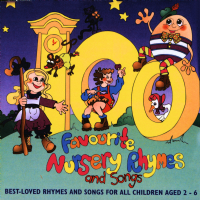 100 favourite Nursery Rhymes and Songs CD